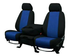 Dodge Ram 1500 5500 2013 2020 Blue Neosupreme Custom Fit Front Seat Covers