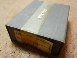 New Old Stock Box Of 10 1 2 Carbide Tipped Metal Lathe Bits
