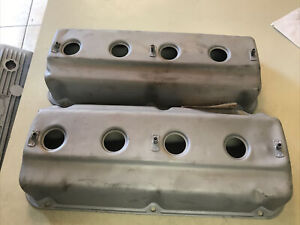Pair Desoto Hemi Valve Covers
