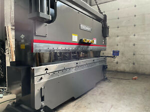 175 Ton X 14 Cincinnati Cnc Hydraulic Press Brake Fabricating Machinery