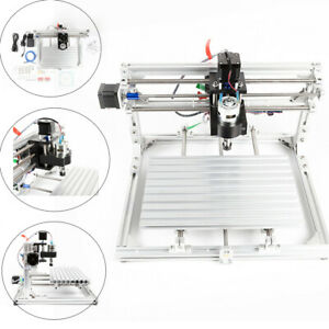 Cnc 3018pro Machine Router 3 Axis Engraving Wood Milling Engraver Carving Collet
