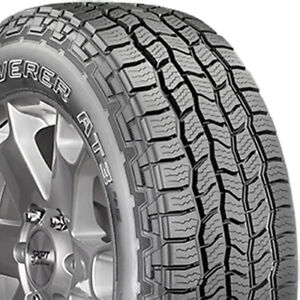 2 new 235 75r16 Cooper Discoverer At3 4s 108t 235 75 16 All Season Tires