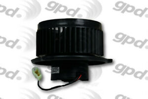 Hvac Blower Motor Fits 2001 2004 Land Rover Discovery Global Parts