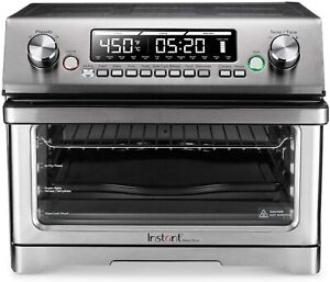 Instant Omni Plus Air Fryer Toaster Oven 11 In 1 26l Rotisserie Reheat Pizza