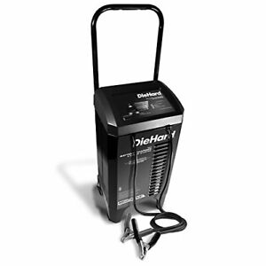 Diehard 71331 12v Smart Wheel Battery Charger And 40 200a Maintainer