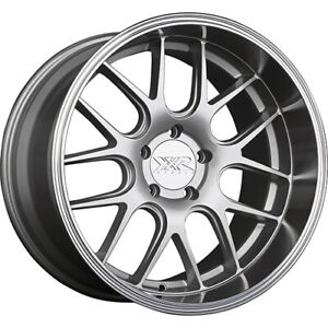 4 Staggered 19x9 19x10 5 Xxr 530d Silver 5x4 5 20 20 Wheels Rims