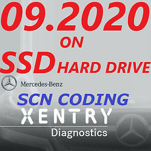 Xentry Remote Install 12 2020 Latest Mercedes Diagnostic Programming Mb Star