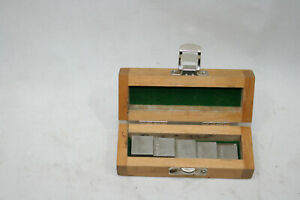 Olympus Panametrics Ge Ndt 2211e 304 Ss Stainless Steel Calibration Block W case
