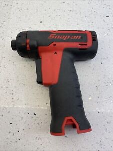 Snap On Cts761a Red 14 4v Cordless Screwdriver Excellent