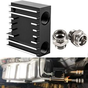 Transmission Cooler Thermostatic Bypass Upgrade For Dodge Ram 6 7l Cummins 68rfe