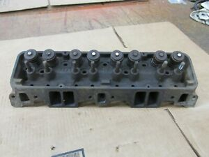 1966 Corvette 327 350hp Sbc Small Block Chevy 2 02 1 60 Hump Head 3782461 461