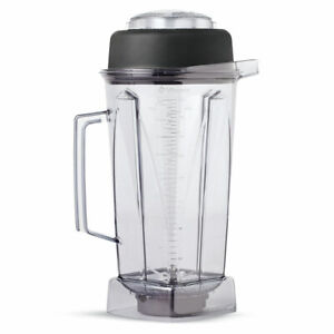 Vitamix Commercial 756 64 Oz Container W Ice Blade Assembly Lid