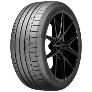 285 35zr19 Continental Extreme Contact Sport 99y Tire