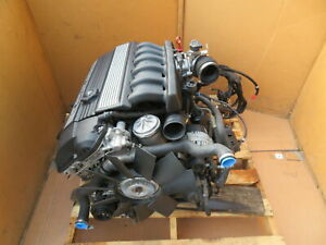 98 Bmw M3 E36 1148 Engine Assembly Complete Motor 3 2l S52
