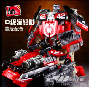 THF Transformers THF 02 D class lead foot red lead ball toy $14.99