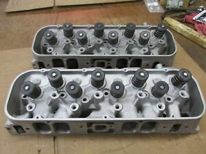 Big Block Chevy Bbc L88 427 L89 396 Ls6 454 Aluminum Rectangle 842 Heads 3919842