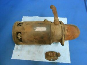 1934 Plymouth Starter Delco Remy 734 H 1933 Dodge 1933 34 35 Car Truck