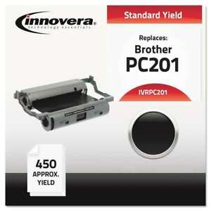 Innovera Compatible Pc201 Thermal Transfer Print Cartridge Blac 686024265405