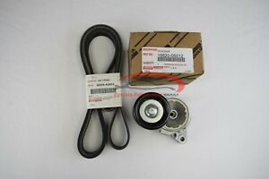 Toyota Tundra 07 21 Drive Belt And Tensioner 166200s012 And 90916a2033 Oem