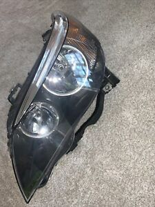 Driver Left Halogen Headlight Assembly Hella 008673111 For Bmw E60 2003 2007