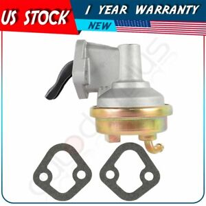 Mechanical Fuel Pump 4513 Fits Chevy V8 Small Block 283 307 327 350 Muscle Car