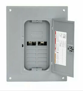 Square D By Schneider Electric Hom1224l125pc Homeline 125 Amp 12 space Indoor