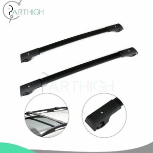 For 2009 2013 Subaru Forester Style Roof Rack Cross Bars Set Luggage Carrier