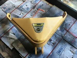 Fisher Minute Mount Plow Lift Arm yll Triangle Mm1 Or Mm2
