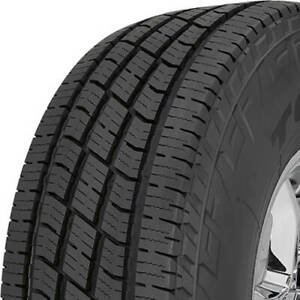 4 new Lt265 70r17 Toyo Tires Open Country H t Ii 121 118s 265 70 17 Tires