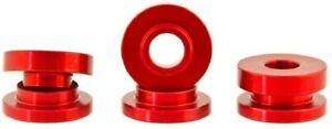 Boomba Racing Transmission Bracket Bushings Red For 2013 Ford Focus St