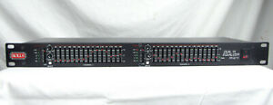 Rolls Req 215 Dual 15 Band Graphic Equalizer New Old Stock Free Shipping