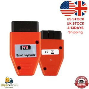 Toyota Lexus All In 1 Key Programmer Via Obd Ii 4d 4c Chip Smart Key