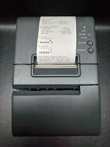 Epson M253a Tm h6000iv 074 Pos Thermal Receipt Printer Usb Serial