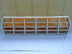 1978 1979 Ford Truck Bronco Factory Painted Grille Nos