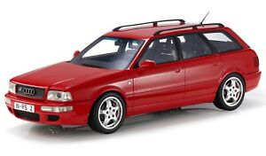 Top Marques 1 12 Audi Rs2 Avant 1994 Red Tm12 10c Limited To 500 Pcs