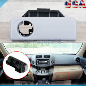 Glove Compartment Box Latch Handle Stone Fits Toyota Sienna 2004 2010 Gray Usa