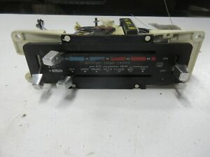 1987 1988 1989 Town Car Lincoln Ford Climate Control Unit Heater Ac Heat Module