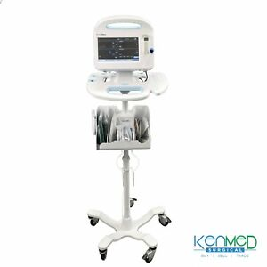 Welch Allyn 6500 Connex Vital Signs Monitor 65ntxx Accessories Stand Inc