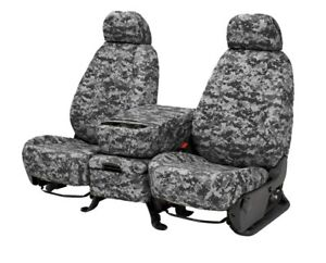 Nissan Titan 2011 2015 Urban Camouflage Custom Fit Front Seat Covers
