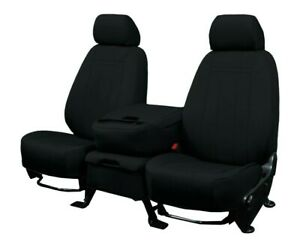 Ford Mustang 2011 2014 Black Neosupreme Custom Fit Rear Seat Covers
