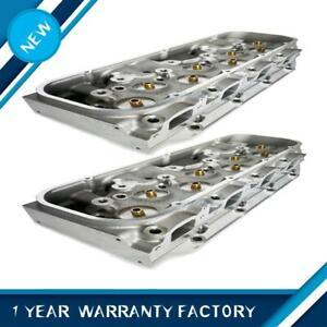 2 Pcs Aluminum Bare Cylinder Head For Bbc Big Block Chevy 454 114cc 330cc New