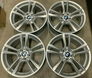 Four 2009 2015 Bmw 750 760 550igt Factory 20 Wheels Oem 71379 71380 Recon
