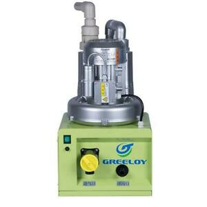 1100w Dental Suction Unit Vacuum Pump For 2 3 Dental Chairs Greeloy Gs 02