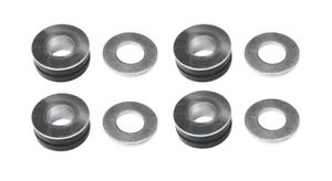 Front Grille Mounting Grommet Set 1964 1966 Pontiac Gto Lemans And Tempest Fits 1966 Gto