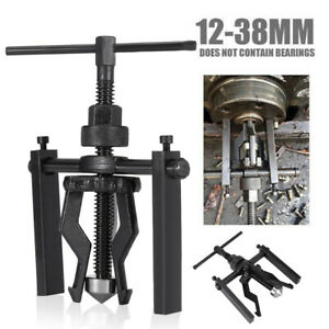 3 jaw Pilot Bearing Puller Inner Wheel Gear Extractor Car Motorcycle Hand Tools