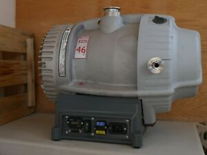 Edwards Xds46i Oil free Dry Scroll Vacuum Pump Zero Hours On Tip Seal Service