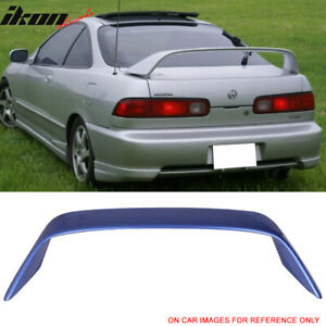 Fits 94 01 Integra Type R Trunk Spoiler Wing Painted b97m Voltage Blue Metallic