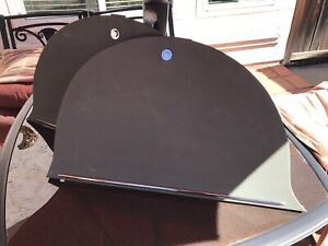 1939 Chevrolet Rear Fender Skirts Quality Reproduction Early Pair