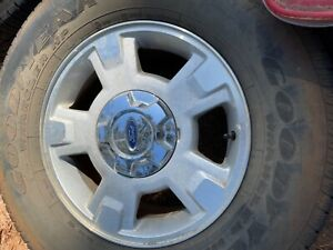 2013 Ford F150 Xlt Stock Rims And Tires 6 Lug