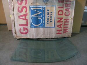 1949 1950 1951 1952 Chevy Nos Gm Belair Convertible Windshield Half Tinted Rh
